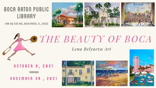 The Beauty of Boca Lena Belyaeva Art.png