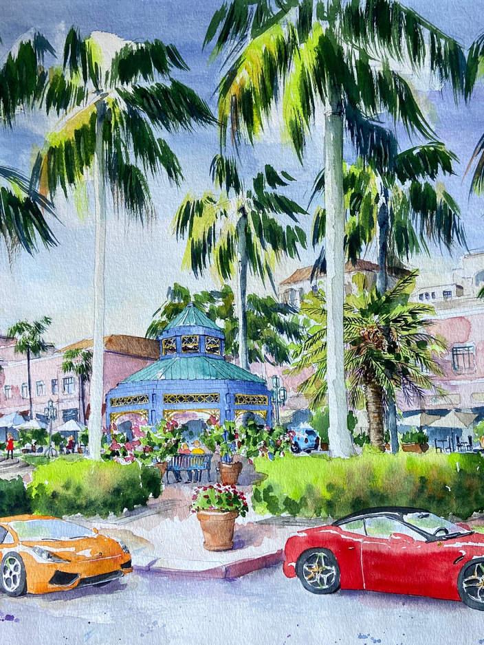 Mizner Park Promenade Original
