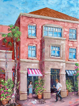 Meet-Cute in Mizner Park