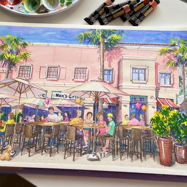 Max's Grille Boca Raton Florida