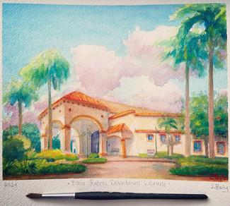 The Beauty of Boca, Boca Raton Downtown Public Library, Boca Raton, Florida [October 8 - November 30, 2021]