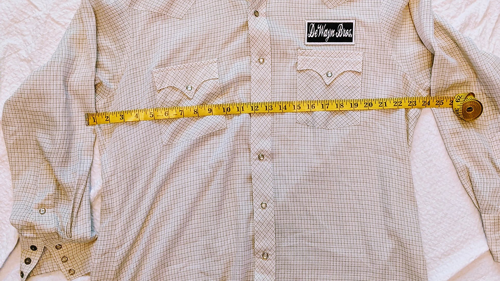 Dewayn Patch Snap Shirt