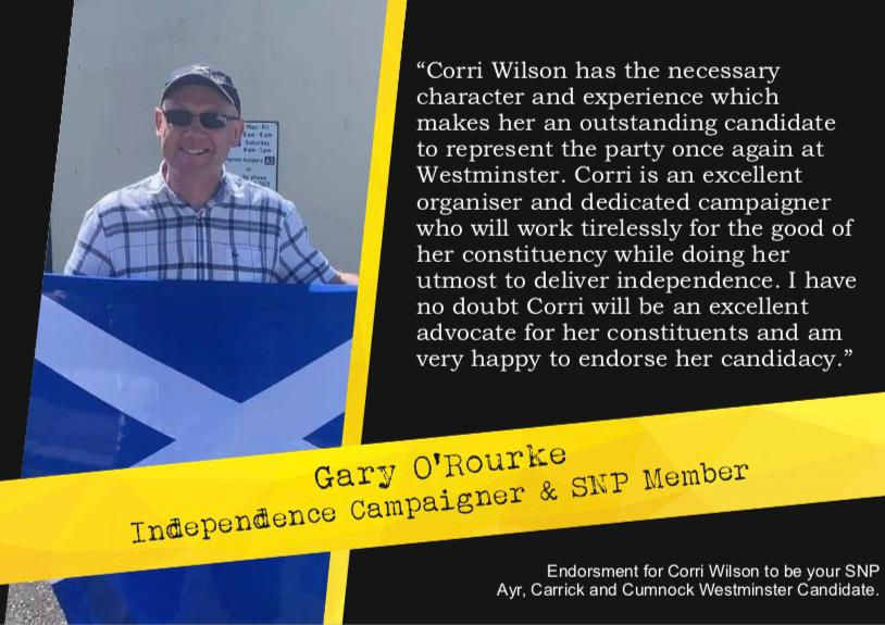 Gary O'Rourke