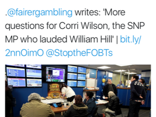 Smear Campaign – Part 4 - Links to the gambling industry