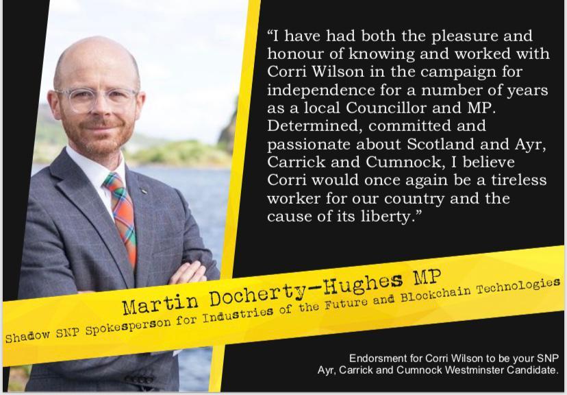 Martin Docherty-Hughes