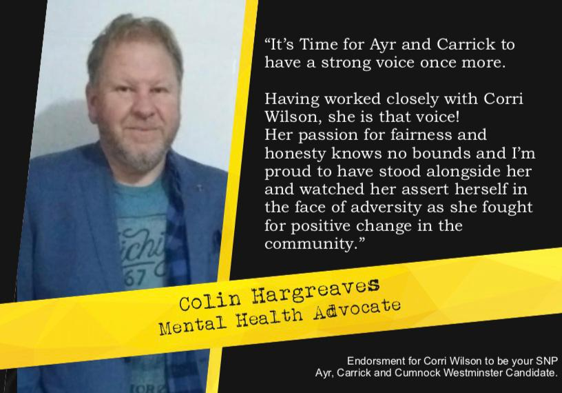 Colin Hargreaves