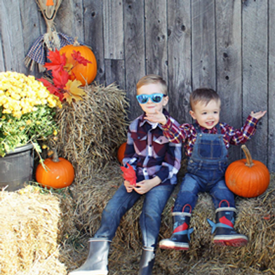 Fall Harvest Weekend Admission