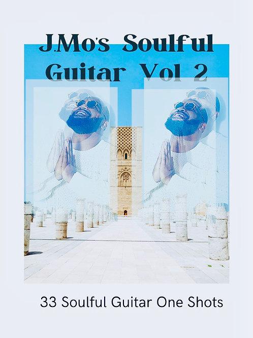 J.Mo Soulful Guitar Vol 2