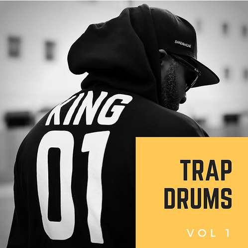 Trap Drums Vol. 1