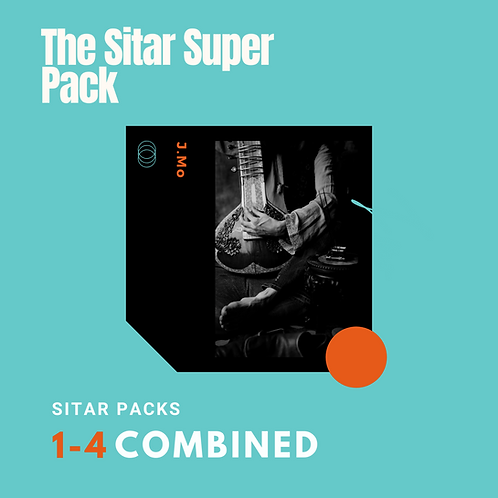 The Sitar Super Pack