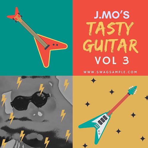 J.Mo's Tasty Guitar Vol 3