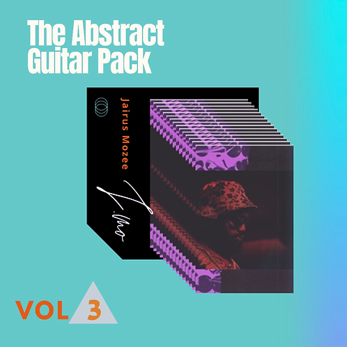 The Abstract Guitar Pack Vol 3