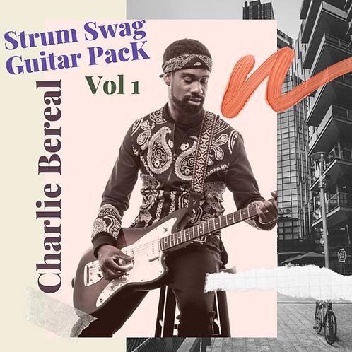 Charlie Bereal Strum Swag Guitar Pack Vol 1