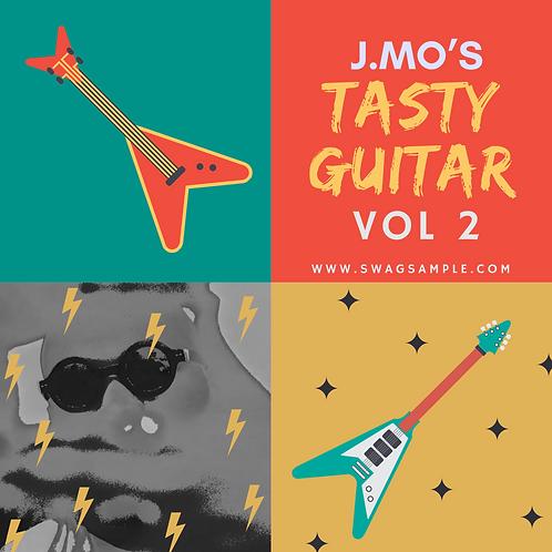 J.Mo's Tasty Guitar Vol 2