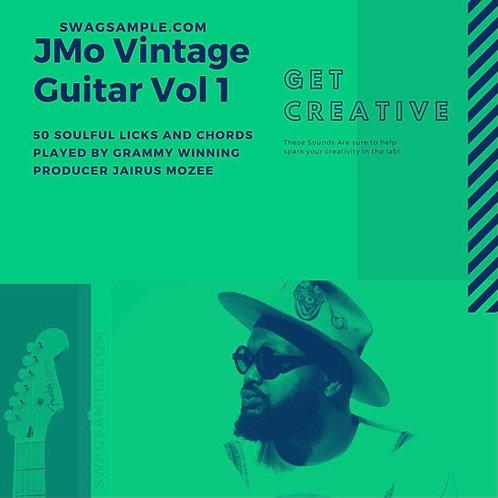 J.Mo Vintage Guitar Vol 1