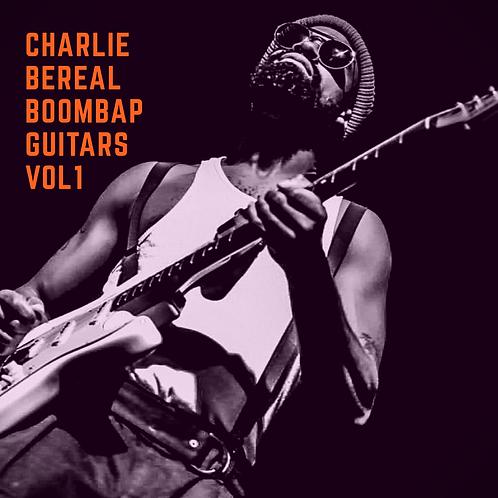 Charlie Bereal BoomBap Guitars