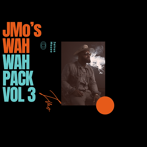 JMo's Wah Wah Pack Vol 3