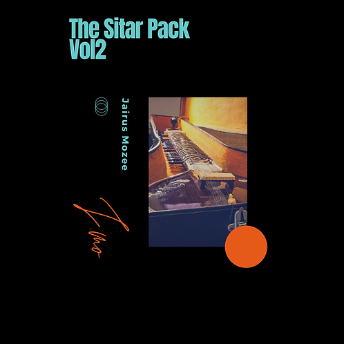 The Sitar Pack Vol 2