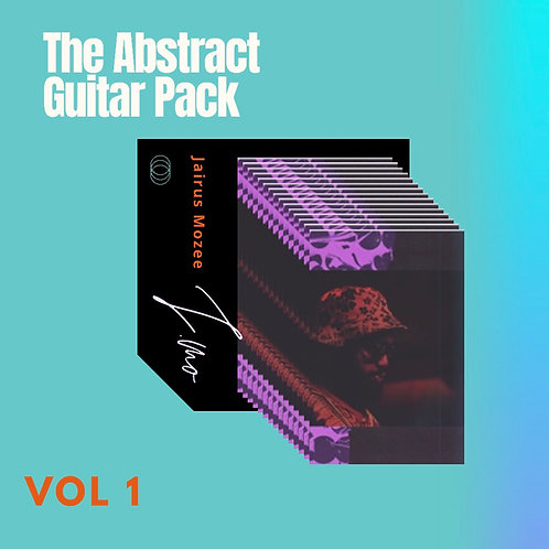 The Abstract Guitar Pack Vol 1