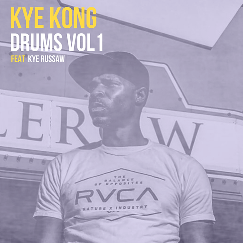 Kye Kong Drums Vol 1