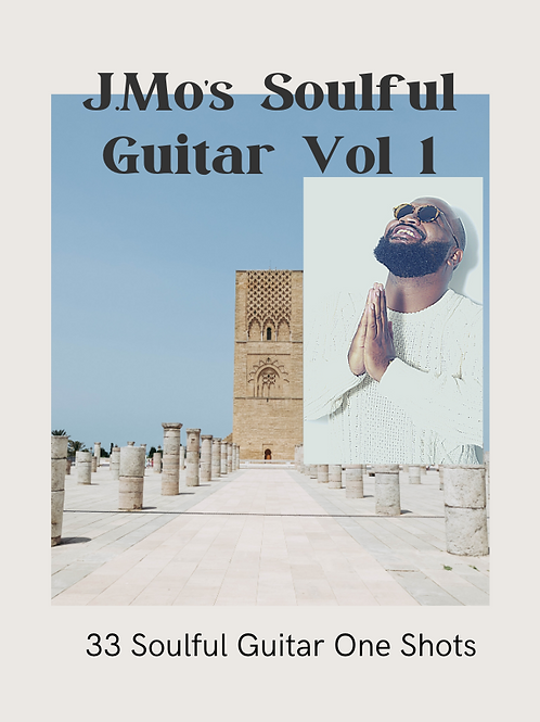 J.Mo Soulful Guitar Vol 1