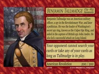 Continental Army Intelligence