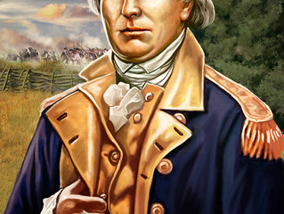 Forgotten Heroes of the  American Revolution