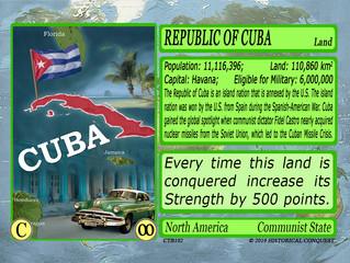 CUBA - An Interesting Land