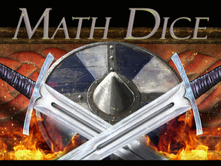 Earn Free Math Dice By Helping Spread the Word