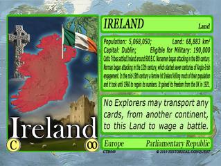 A Load of Blarney: Ireland