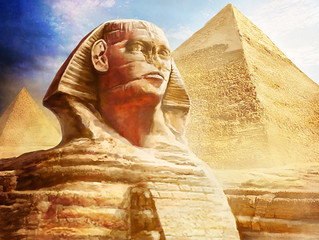 The Pyramids of Giza - The Seventh Wonder of the World