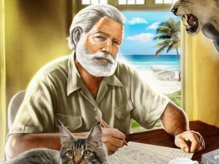 Ernest Hemingway - The Man, The Myth, The Lengend...