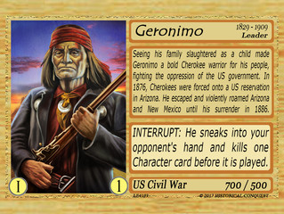 The Infamous Geronimo