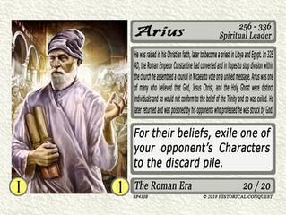 ARIUS: THE DISSENTER