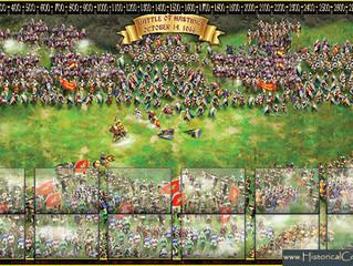 OUR GREATEST MAT EVER THE BATTLE OF HASTINGS
