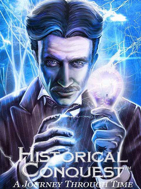 HC 2.0 Starter Deck - Nikola Tesla