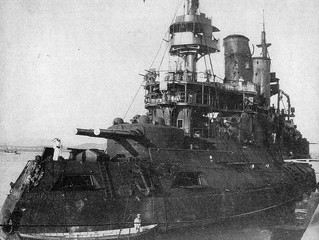 History: August 10, 1904: First Battle of Modern Battleships Ends in Victory For Japan