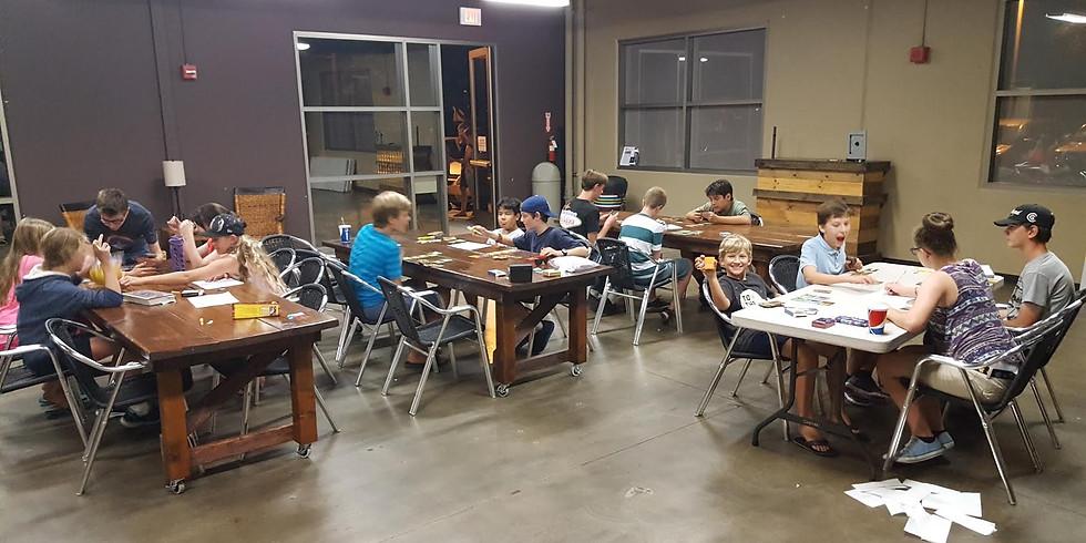 Genius Game Club - Alexander Doniphan Elementary School