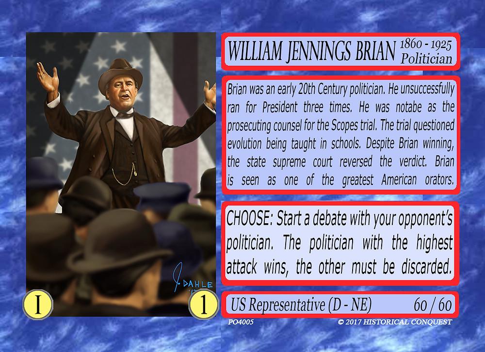 William Jennings Brian