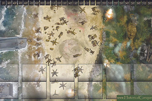 Storming of Normandy Play Mat