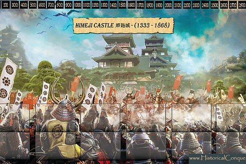 Rep Pricing - Himeji Castle Play Mat