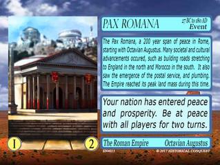 Pax Romana: The Roman Peace