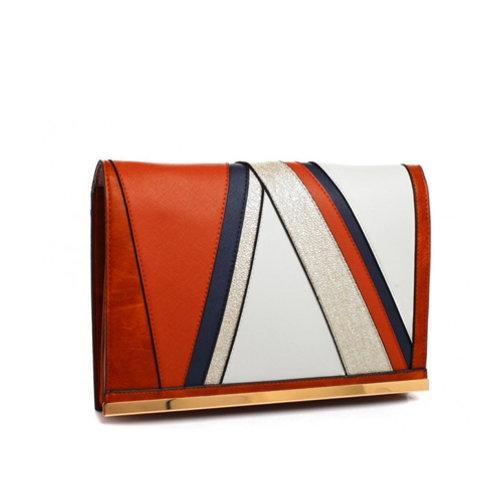 Stylish Tan Clutch Bag