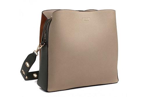 Mocha Shopper Tote Bag