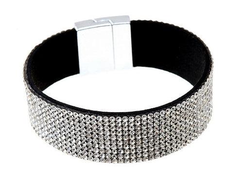 Sparkle Suede Bracelet