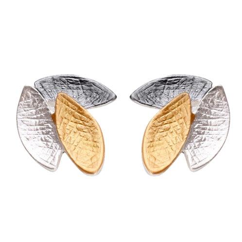 Lovely Enamel Earrings