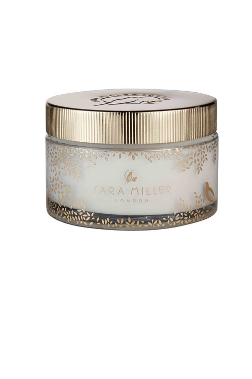 Sara Miller Rose, Patchouli and Cassis Body Souffle