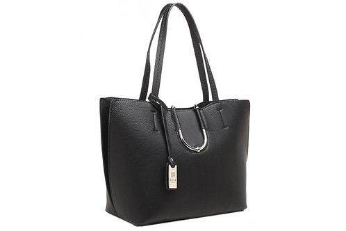 Wimbledon Black Shoulder Bag
