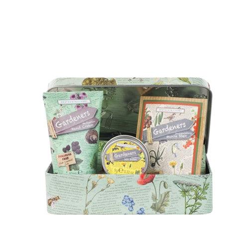 Gardener's Hedgerow SOS Gift Set Tin