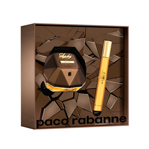 Paco Rabanne Lady Million Prive 50ml EDP Spray / 10ml EDP Spray
